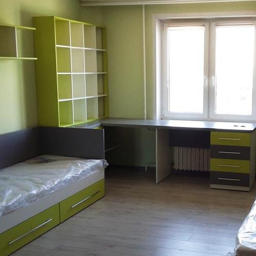 Примеры мебели для детских